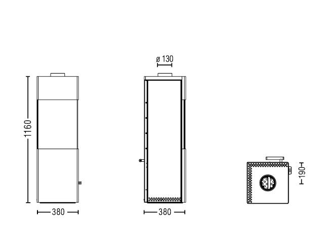 kamiina austroflamm slim 2 0 12kaminat. Black Bedroom Furniture Sets. Home Design Ideas